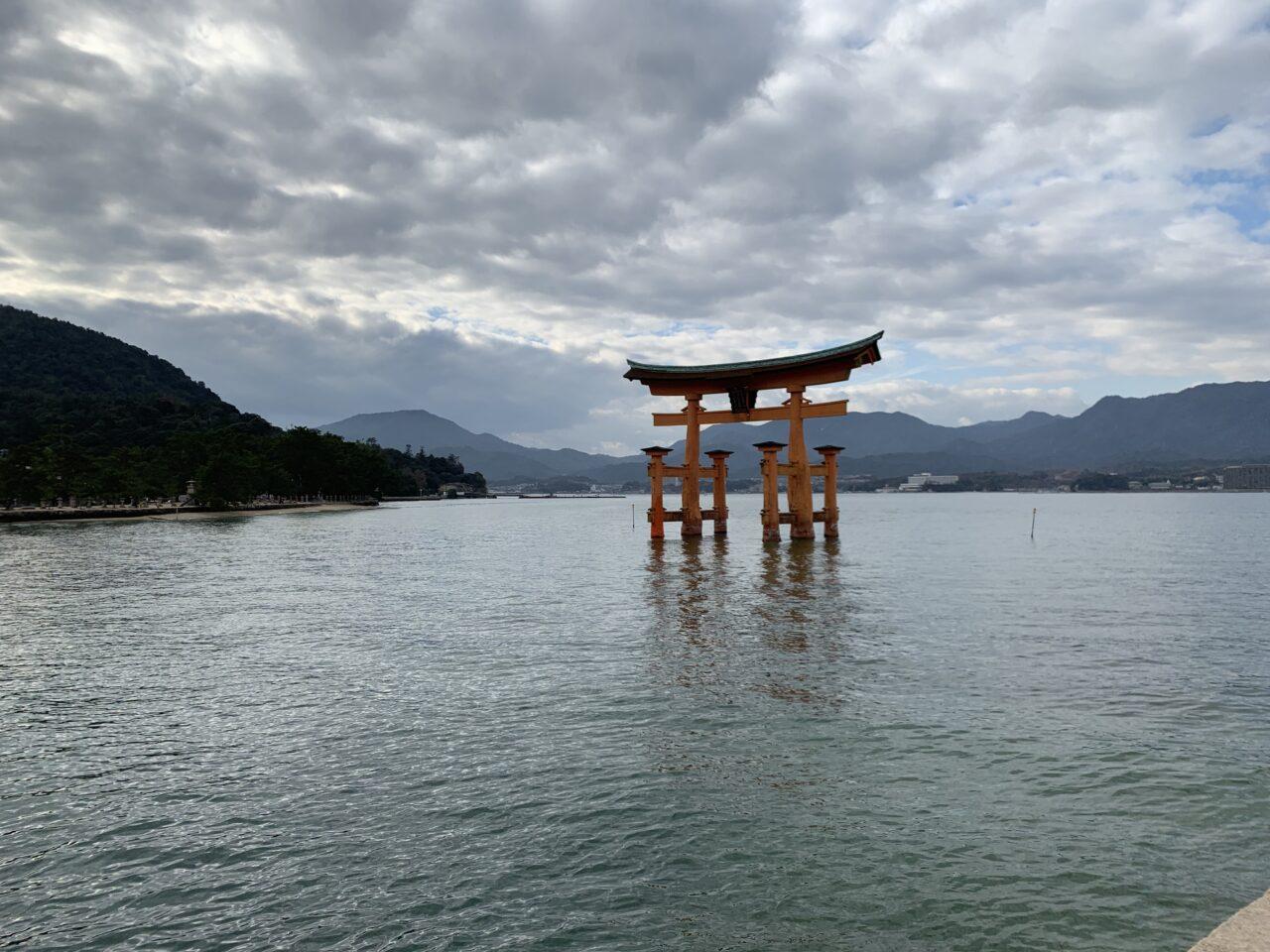 広島観光名所宮島